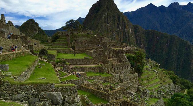 空中都市マチュピチュへ、インカの道をトレッキングしてきたよ①