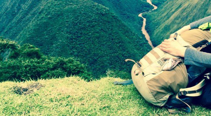 【ミニマリスト登山】奥が深い自分に合った登山用品選び 初めてのザック選びで考えておきたいこと