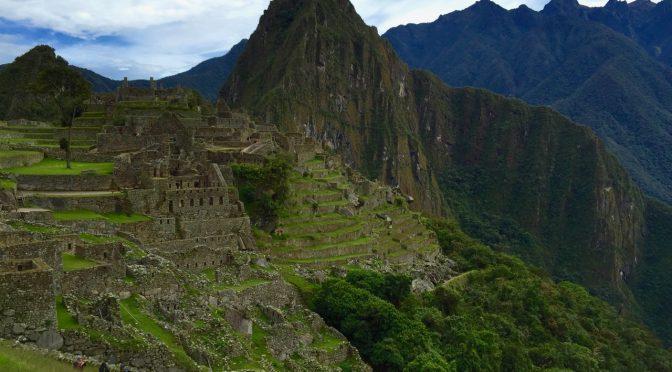 空中都市マチュピチュへ、インカの道をトレッキングしてきたよ④