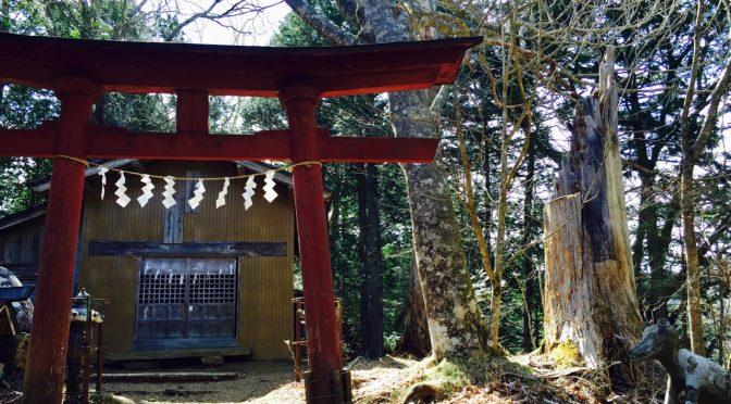 両神山でテント泊 ー 七滝沢ルートを登ってしまったよ