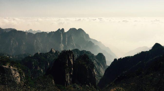 【上海近郊】中国の世界遺産景勝地 黄山を廻る 〜 その① 知っておくとよいこと