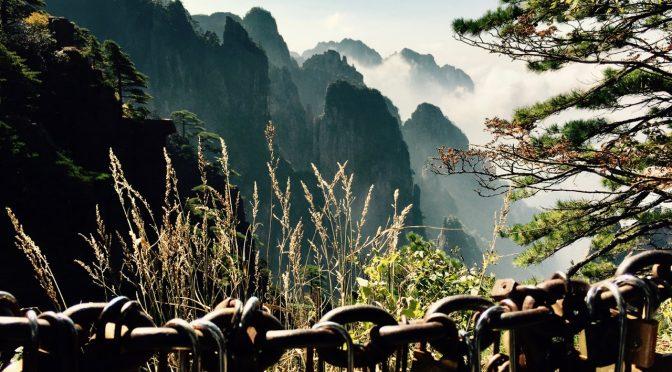 【上海近郊】中国の世界遺産景勝地 黄山を廻る 〜 その② 雲谷ケーブルカーから