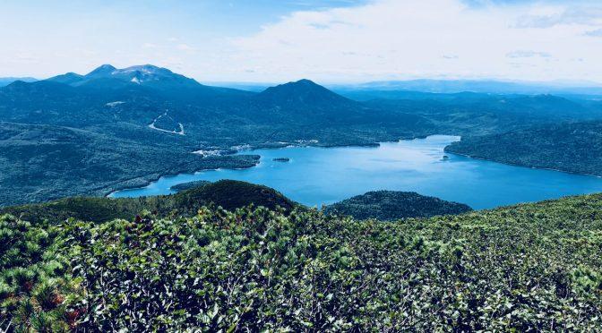 【北海道】阿寒湖畔キャンプと雄阿寒岳