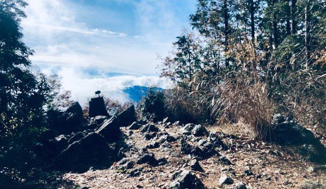 【奥多摩】奥多摩三大急登 本仁田山でショートトレッキング