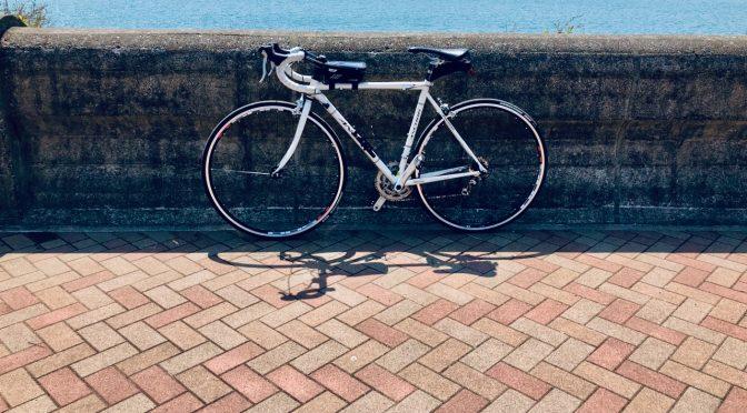 【在宅中】自転車まわりを整備 その3 トップチューブバッグとグローブについての考察